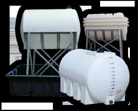 Chemical Tanks & Basins