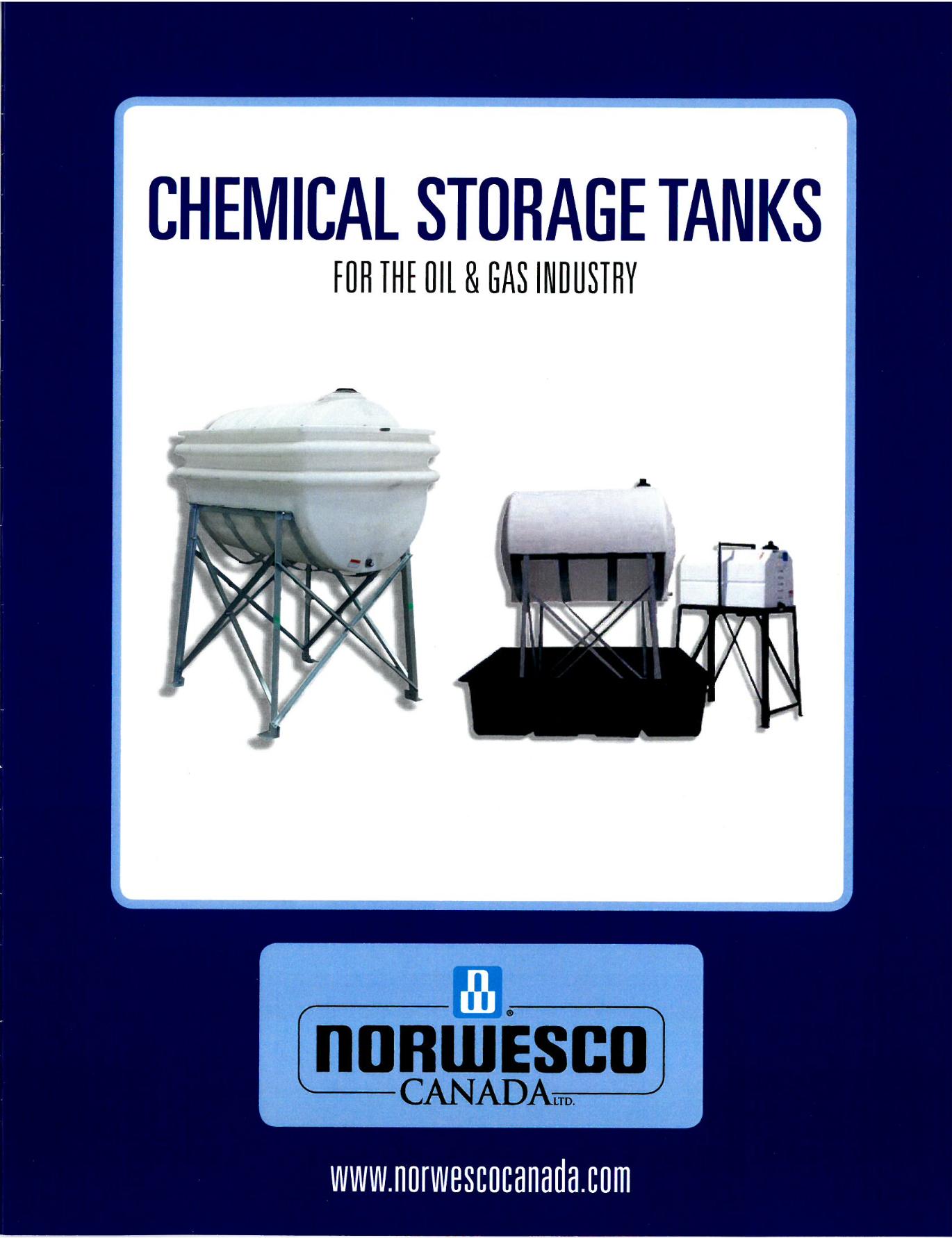 Chemical Storage Tanks Catalog